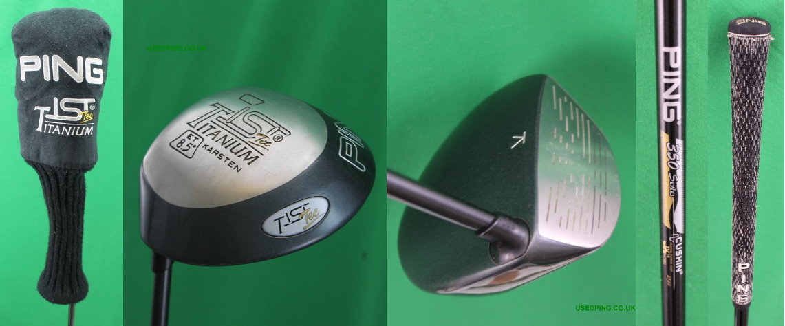 Used Ping Classic Drivers For Sale