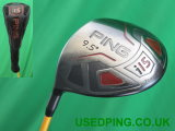 Used PING G15,G15 DRAW, K15 and I15 Drivers for sale