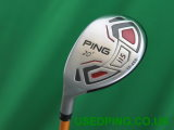 Second Hand PING G15, I15 and K15 hybrids for sale