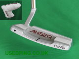 Second Hand Ping Anser Milled Putters for Sale