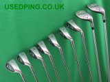 Second Hand PING Karsten 2014 Iron Sets for Sale