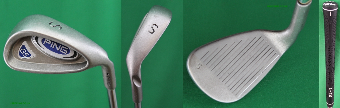 Used Ping Sand And Pitching Wedges For Sale