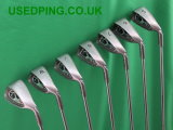 Second Hand PING G15, K15 and I15 Iron Sets for Sale