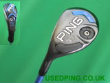 PING G30 Hybrids for sale