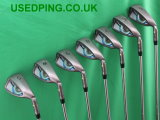 Second Hand PING GMax Iron Sets for Sale