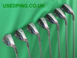 Second Hand PING G30 Iron Sets for Sale