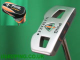 Second Hand PING I-Series Putters for Sale, Anser, Craz-e, half craz-e