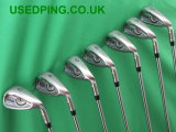 Second Hand PING 'G' (2016) Iron Sets for Sale