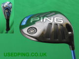 Used PING G30, G30 SF Tec and G30 LS Tec Drivers for sale