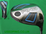 Used PING G, G SF Tec and G LS Tec Drivers for sale