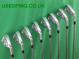 Second Hand PING Anser Forged Iron Sets for Sale