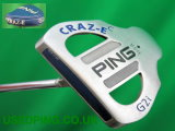 Second Hand Ping G2 and G2i Putters for Sale - CRAZ-E, Anser, Pal, Mini