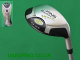 Second Hand PING Rapture and Rapture V2  hybrids for sale