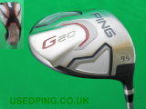 Used PING G20 and I20 Drivers for sale