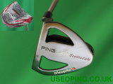 Second Hand Ping Scottsdale and Scottsdale TR Series Putters for Sale