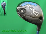 PING G30 Fairway Woods for sale