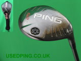 Used PING G25 and I25 Fairway Woods for Sale