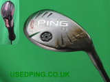 Used PING G25 & I25 hybrids for sale