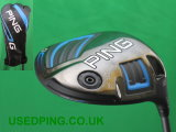 Second Hand Ping G, G SF Tec and G LS Tec Drivers Currently in Stock