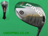 Second Hand Ping G25 and I25 Drivers Currently in Stock