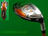 Second Hand PING G10 Hybrids for Sale, G10