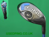 Second Hand PING G30 Hybrids for Sale