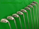 Second Hand PING Karsten 1, 2 & 3 Iron Sets for Sale