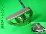Second Hand PING Karsten Putters for Sale, Anser, Craz-e
