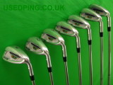 Second Hand PING S59, S58 and S57 Iron Sets for Sale