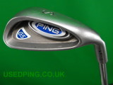 Second Hand PING Single Irons and Wedges for Sale